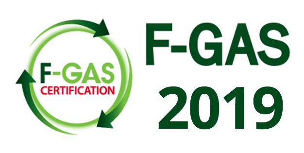 Blog SEI Sistemi di Sicurezza - Dichiarazione F-Gas 2019
