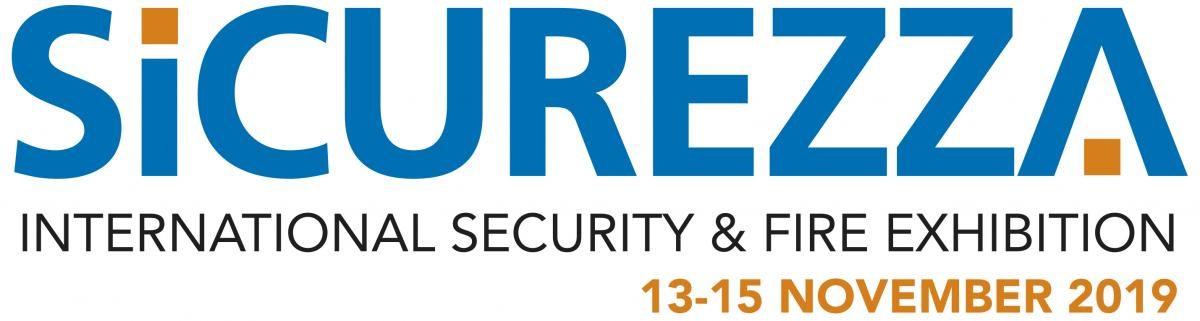 Logo Fiera Sicurezza 2019 Rho