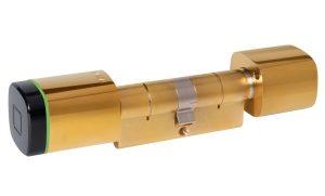 SEI Sicurezza installa per il controllo accessi cilindro digitali