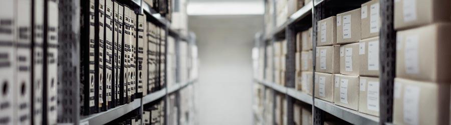 Blog SEI Sicurezza - Le problematiche di archiviazione: lo spazio consultazione e conservazione