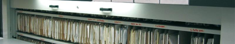 Sistemi Archiviazione Documenti Cartacei - Archivi Rotanti