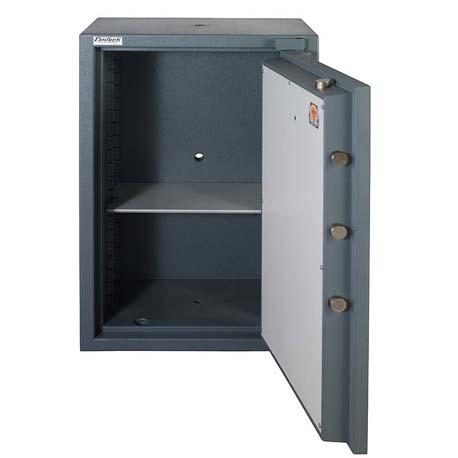 Cassaforte TS 600 aperta