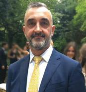 Mirco Della Costa Project Manager settore rilevazione e spegnimento incendio SEI Sistemi di Sicurezza