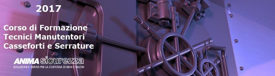 Blog SEI Sicurezza - Formazione professionale e Aggiornamento Tecnico Manutentore Casseforti e Serrature