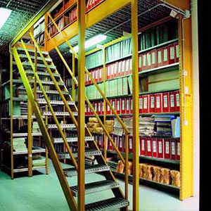 Le Scaffalature proposte da SEI Sicurezza come Sistemi di archiviazione documenti cartacei