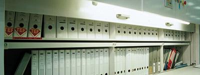 SEI Sistemi di Sicurezza installa Sistemi di Archiviazione Documenti Cartacei